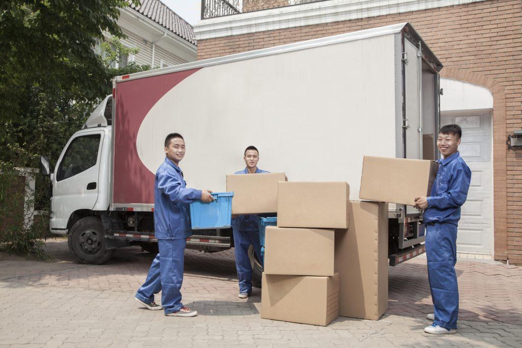 moving company jamesville